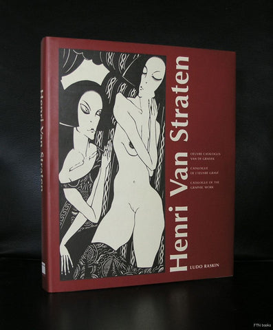 Henri van Straten # CATALOGUE OF THE GRAPHIK WORK # 2002