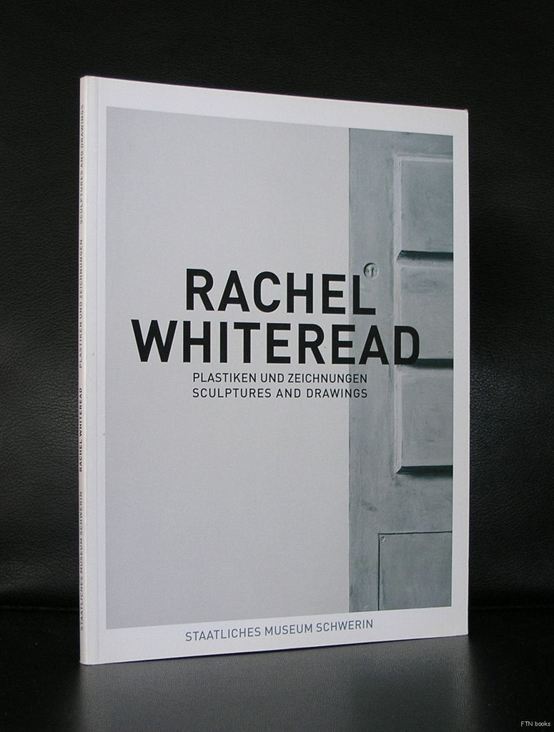 Rachel Whiteread # SCULPTURES AND DRAWINGS # 2005, mint