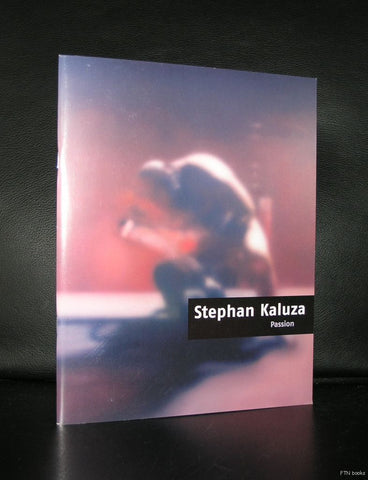 Stephan Kaluza # PASSION # Willy Schoots, 2003,  mint-