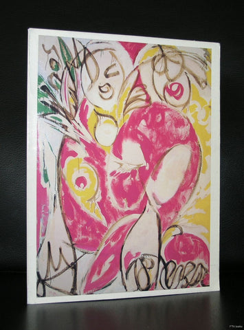 Robert Miller Gallery # LEE KRASNER, Paintings from the late Ffties #, 1982, nm-