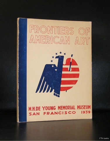 Young Memorial # FRONTIERS OF AMERICAN ART#1939, nm-