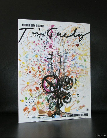 Jean Tinguely Museum Basel # TINGUELY # 1998, mint