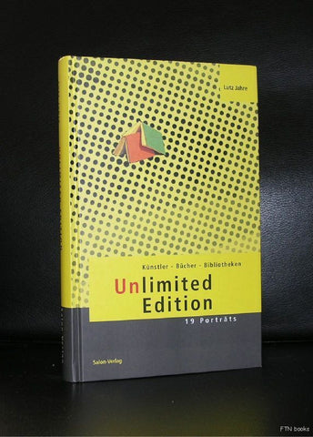 artists// books/ Libraries# UNLIMITED EDITION# 2001, m
