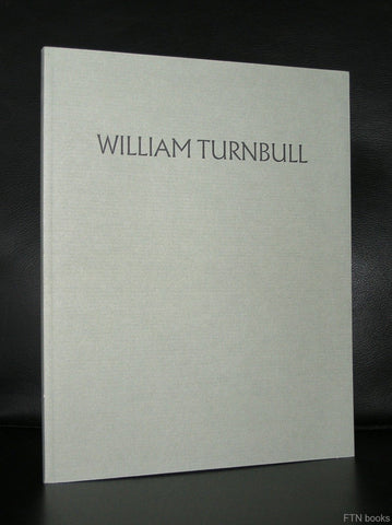Waddington galleries # WILLIAM TURNBULL # + invitation, 1987, mint-