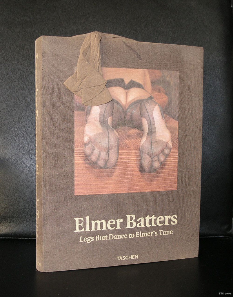 Elmer Batters # LEGS THAT DANCE TO ELMER's TUNE# 1997. mint /incl nylon stocking