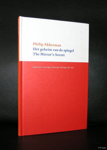 Philip Akkerman # THE MIRROR's SECRET # Ouborg prijs 1999, mint