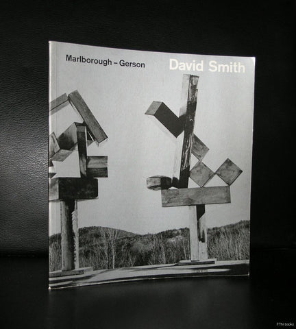 Marlborough -Gerson # DAVID SMITH # 1964, nm