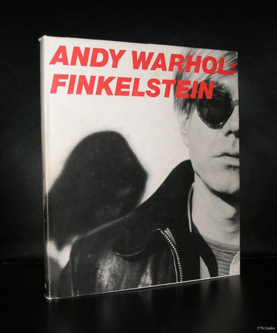 Nat Finkelstein   #ANDY WARHOL : PHOTOGRAPHS # 2000, nm+