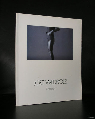 Jost Wildbolz # PHOTEDITION 1 # 1981, nm