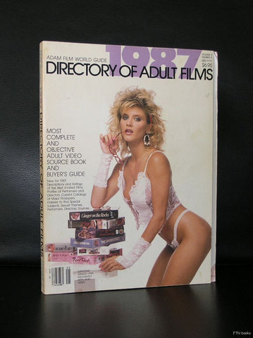 Adam Fil world guide # DIRECTORY OF ADULT FILMS 1987# 1987,nm