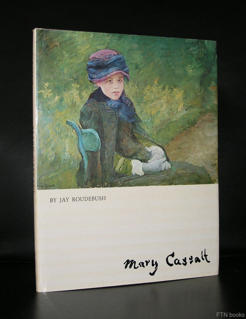 Jay Roudebush # MARY CASSATT # 1979, nm+