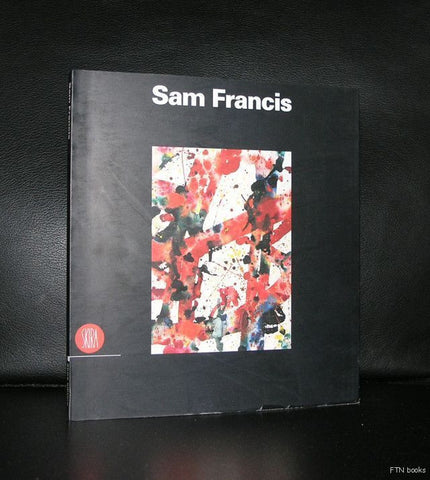 Sam Francis #...This PERMANENT WATER# 1997, nm+