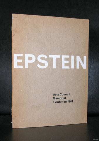 ARTS COUNCIL # EPSTEIN # 1961.vg+