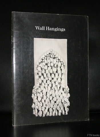 Jack Lenor Larsen # WALL HANGINGS # 1969, nm