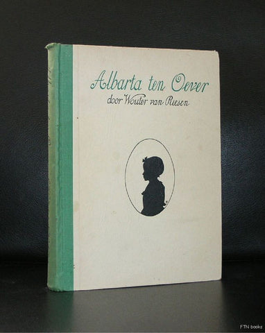 Anton Pieck, Riesen# ALBARTA ten OEVER# 1950, nm-