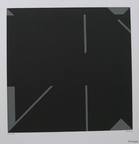 Charles Bezie # COMPOSITION, 1990, mint, signed numb.