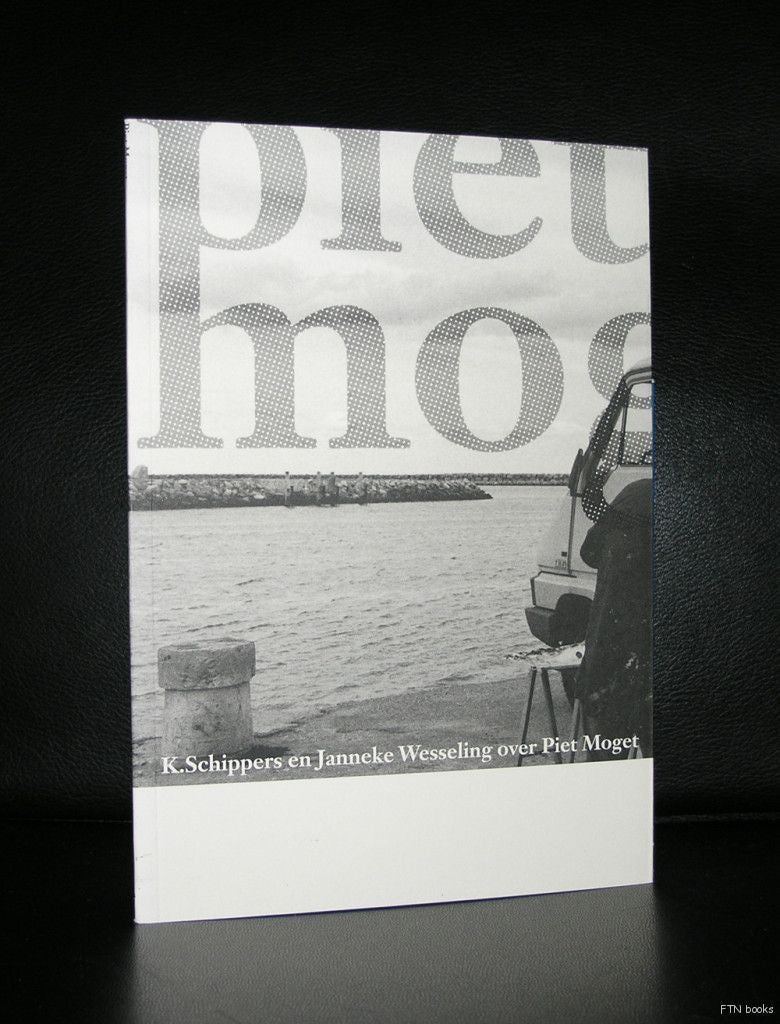 Artoteek # PIET MOGET # 2006, 350 copies, mint