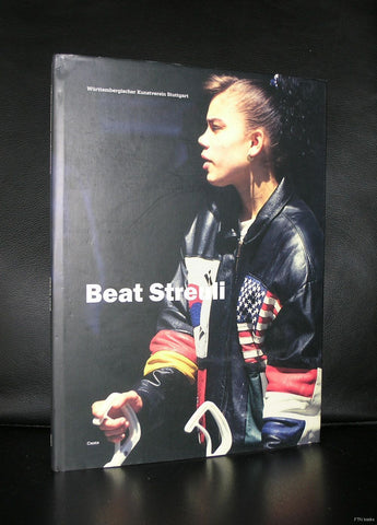 Kunstverein Stuttgart # BEAT STREULI # USA 95 , 1995, nm+