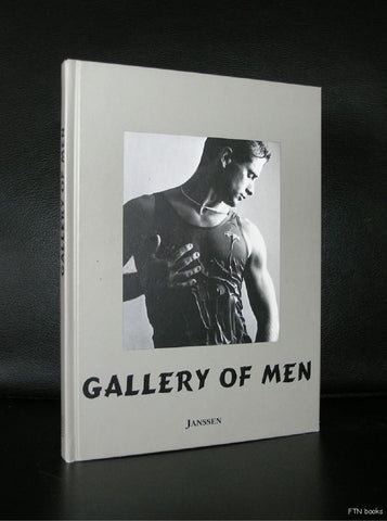 Gay photography # GALLERY OF MEN # ca. 1990, nm++