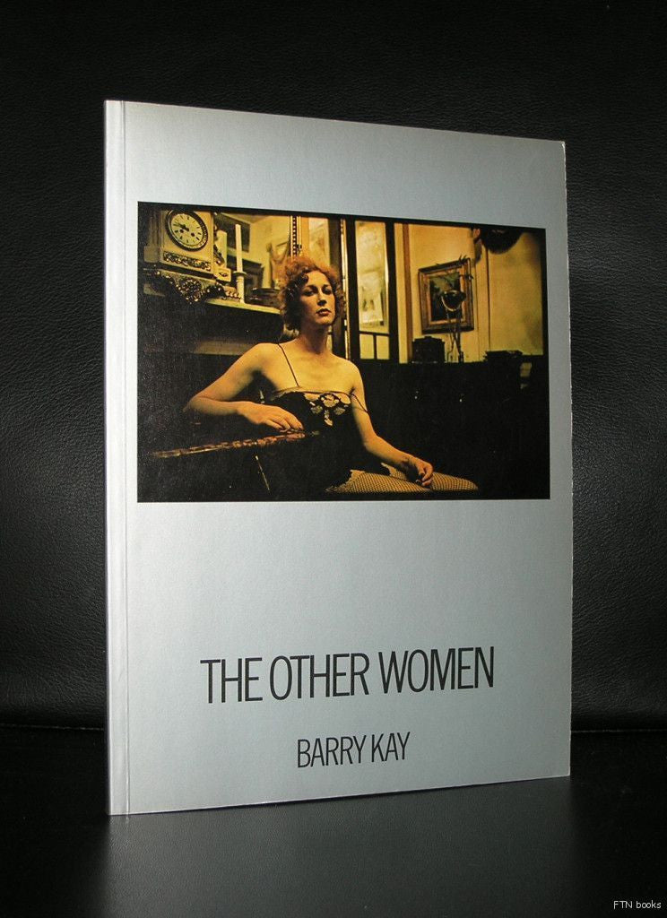 Barry Kay, Transvestites # THE OTHER WOMEN # 1976, nm+