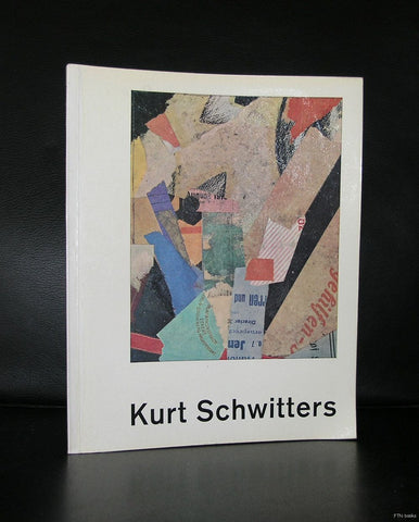 Wallraf Richartz museum Koln # KURT SCHWITTERS # 1963, nm + extra's