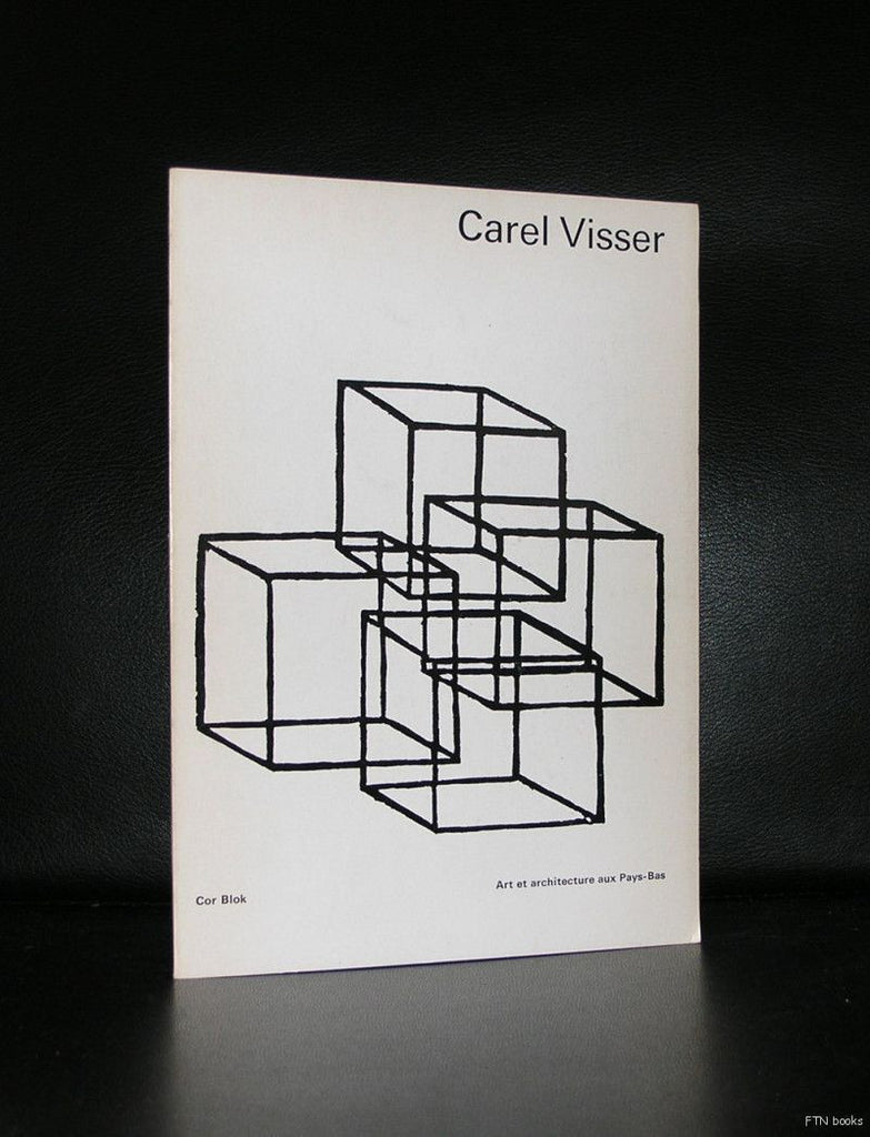 Cor Blok # CAREL VISSER # 1968, nm