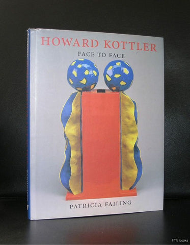 Howard Kottler # FACE TO FACE # 1995, nm