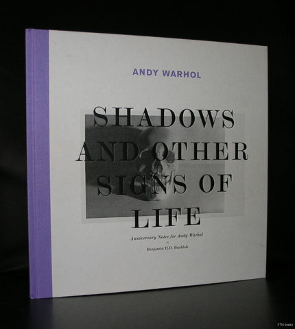 Andy Warhol # SHADOWS AND OTHER SIGNS OF LIFE # konig, 2007, mint-