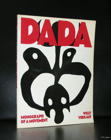 Dada, Schwitters a.o #MONOGRAPH OF A MOVEMENT#1975, nm