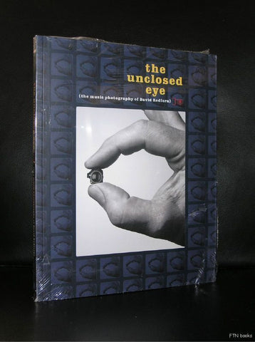 David Redfern # THE UNCLOSED EYE # sealed copy