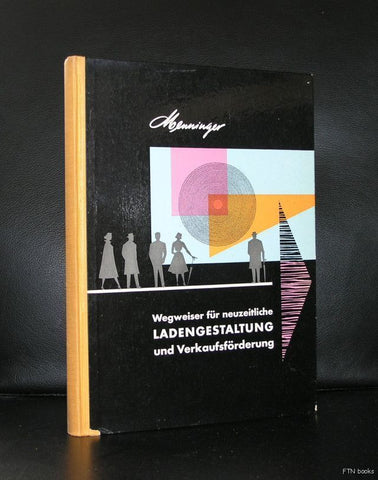 Siegfried Menninger ,design# LADENGESTALTUNG # 1957, nm