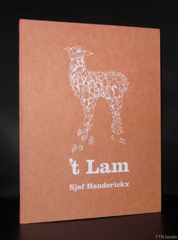 Sjef Hendericks, St Jans church # 't LAM # 2010, mint-, signed