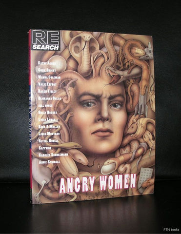Annie Sprinkle, Acker Montano a.o. # ANGRY WOMEN #1991, nm+