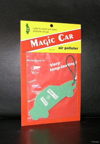 Simon Lewandowski # MAGIC CAR AIR POLLUTER # ed.100, MInt, rare
