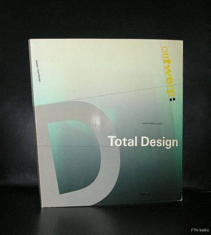 Kees Broos, Wim Crouwel # TOTAL DESIGN # 1983, nm