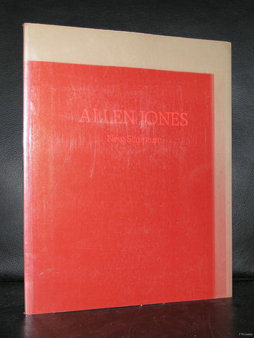 Waddington Galleries # ALLEN JONES, New Sculptures # + 2 invitation cards, 1988