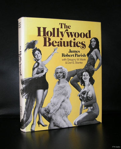 Robert Parish # THE HOLLYWOOD BEAUTIES # 1978, nm++
