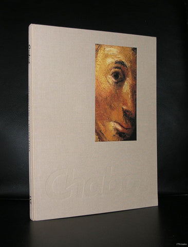 Chabot  # THE MOON AND THE EYE # 1991, mint