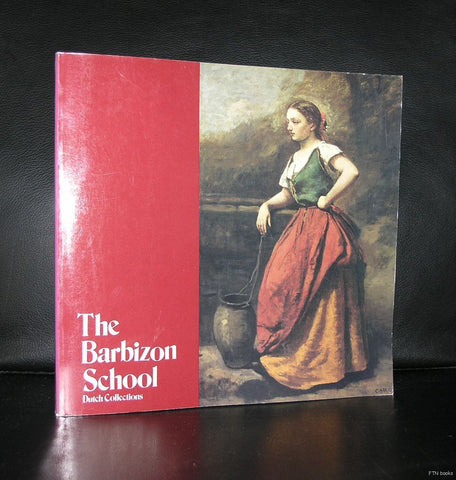 Sillevis, Overduin # THE BARBIZON SCHOOL# Japan, 1987, nm