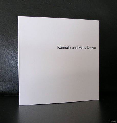 Josef Albers Museum, Quadrat Bottrop# Kenneth and Mary MARTIN# 1989, mint