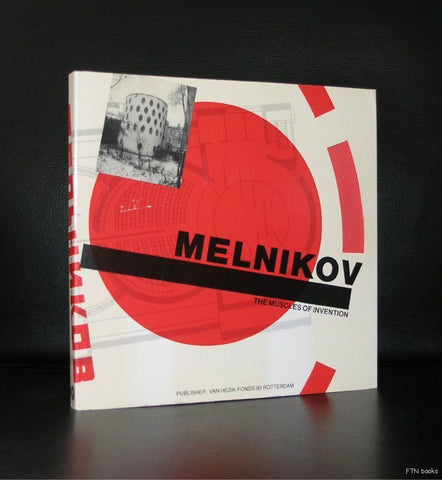 Melnikov # THE MUSCLES OF INVENTION# Hezik, 1990