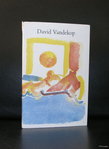 Zonnehof # DAVID VANDEKOP # numb. HC 60, 1990, nm