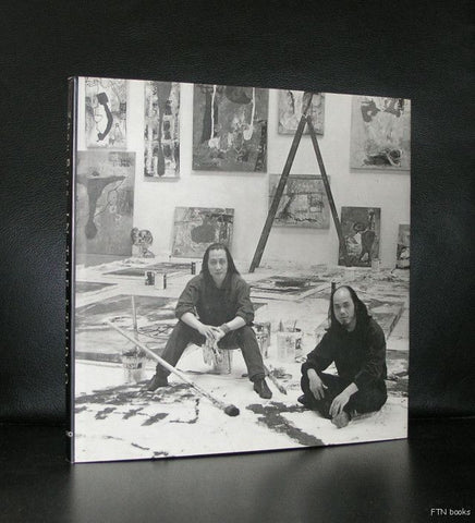 Steven Gross# ZHOU bros IN THE STUDIO # 1995, mint-