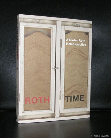 Dieter Roth / Rot # ROTH TIME, retrospective#mint, 2003