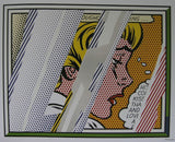 Galerie van de Weghe # ROY LICHTENSTEIN, Reflection series # 1991, nm+