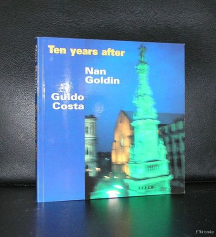 Nan Goldin, Guido Costa#TEN YEARS AFTER #1998, mint