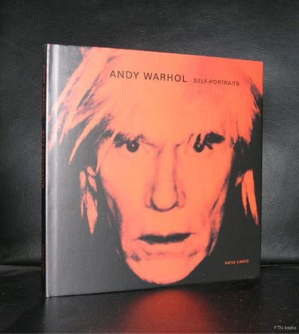 Andy Warhol # SELF-PORTRAITS # 2004, mint