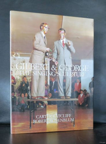 Gilbert & George # THE SINGING SCULPTURE # 1993, mint-
