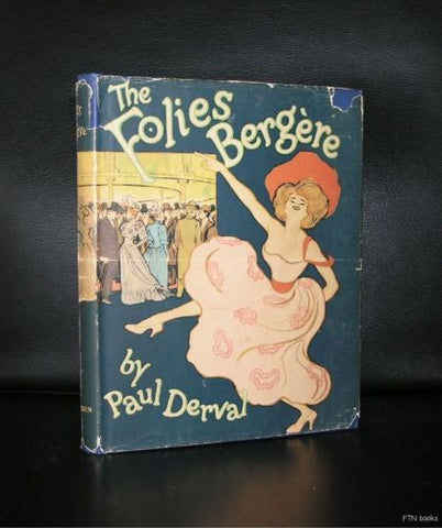 Paul Derval # THE FOLIES BERGERE # 1955, vg++