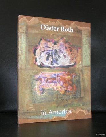 Dieter Roth # IN AMERICA # 2004, mint